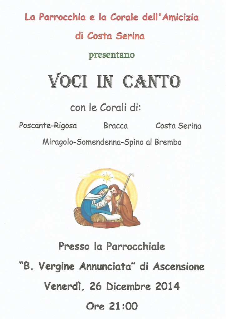 Manifesto concerto 26.12.2014
